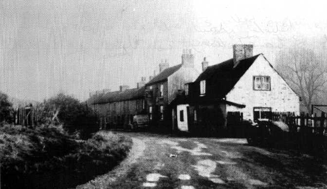 Cross Keys and Jewisons Row 1920s
