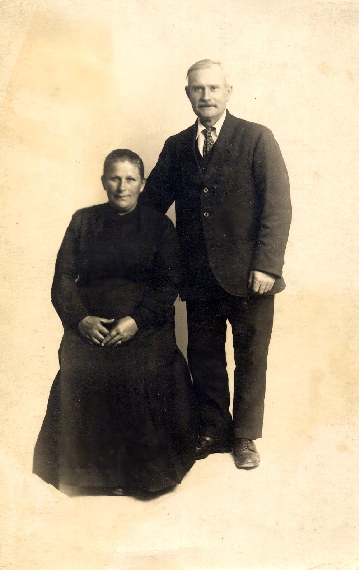 Eyre and Martha Coates